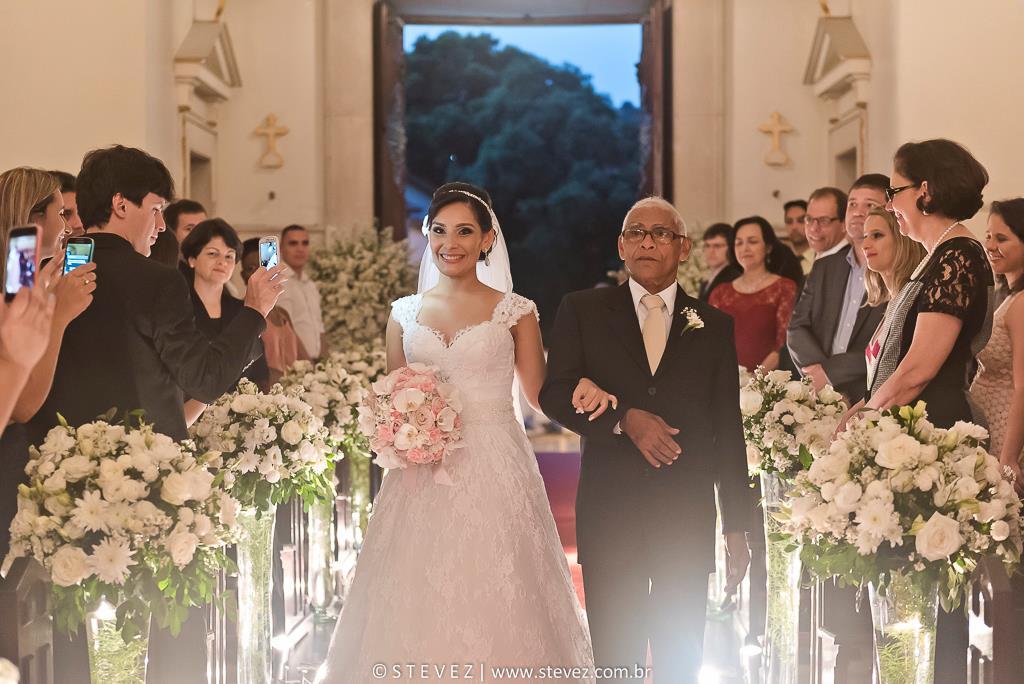Foto de Camila e João