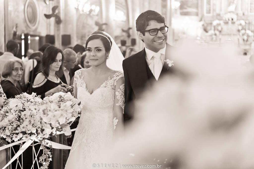 Foto de Nathalia e Felipe