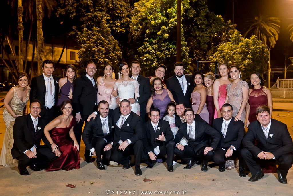 Foto de Camila e Vinicius