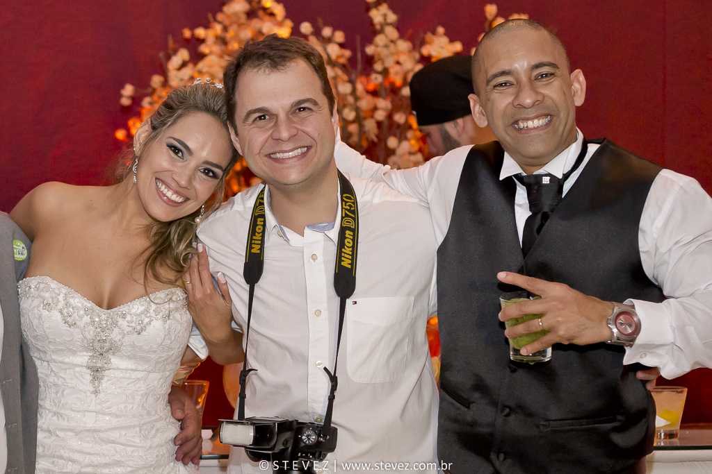 Foto de Mônica e Luciano
