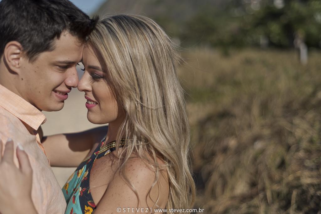 Foto de Danielle e Rafael