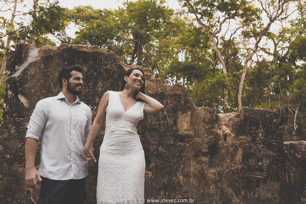 Foto de Gabriela e Gabriel