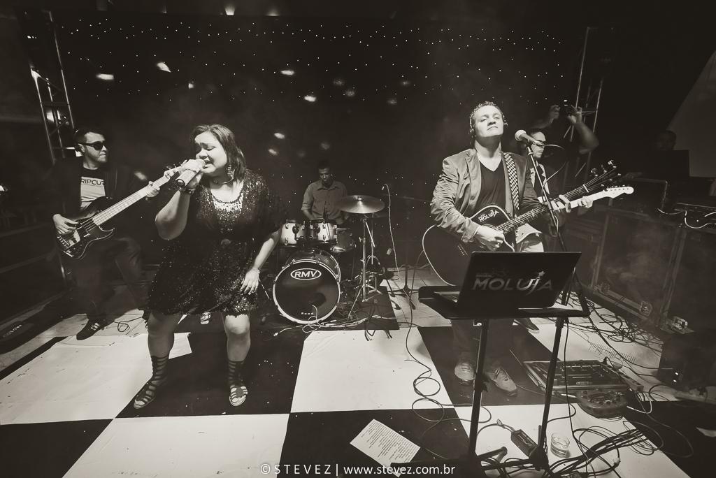 Foto de Gisele e Marcelo