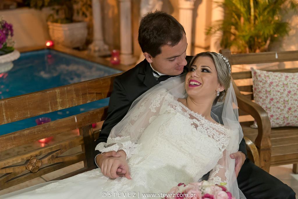 Foto de Flavia e Jorge