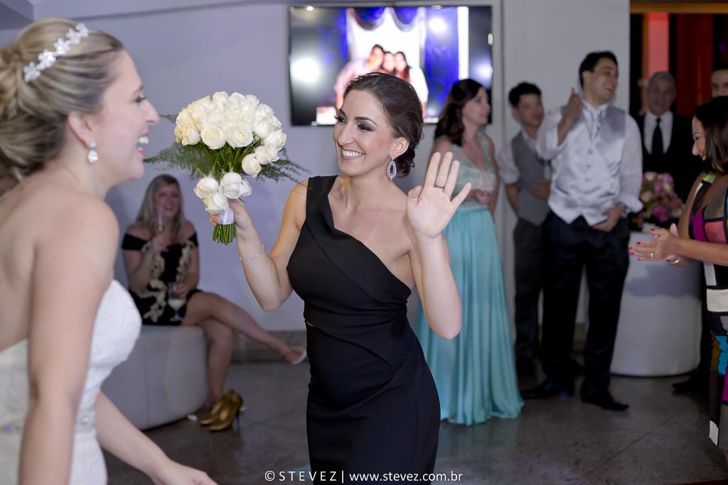 Foto de Natalia e Arli
