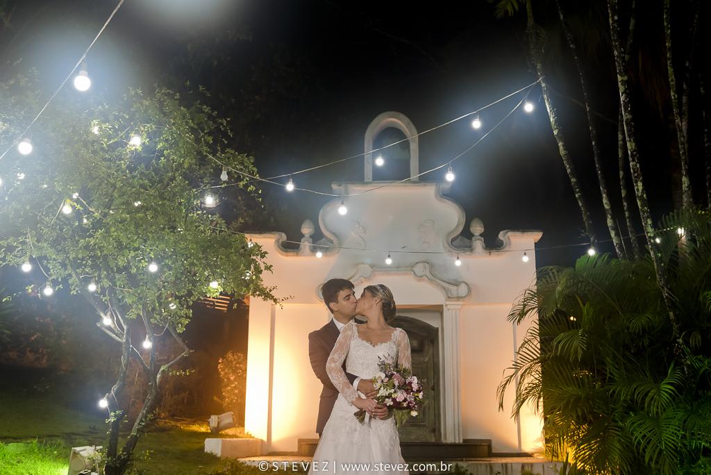 Foto de Louize e Eduardo