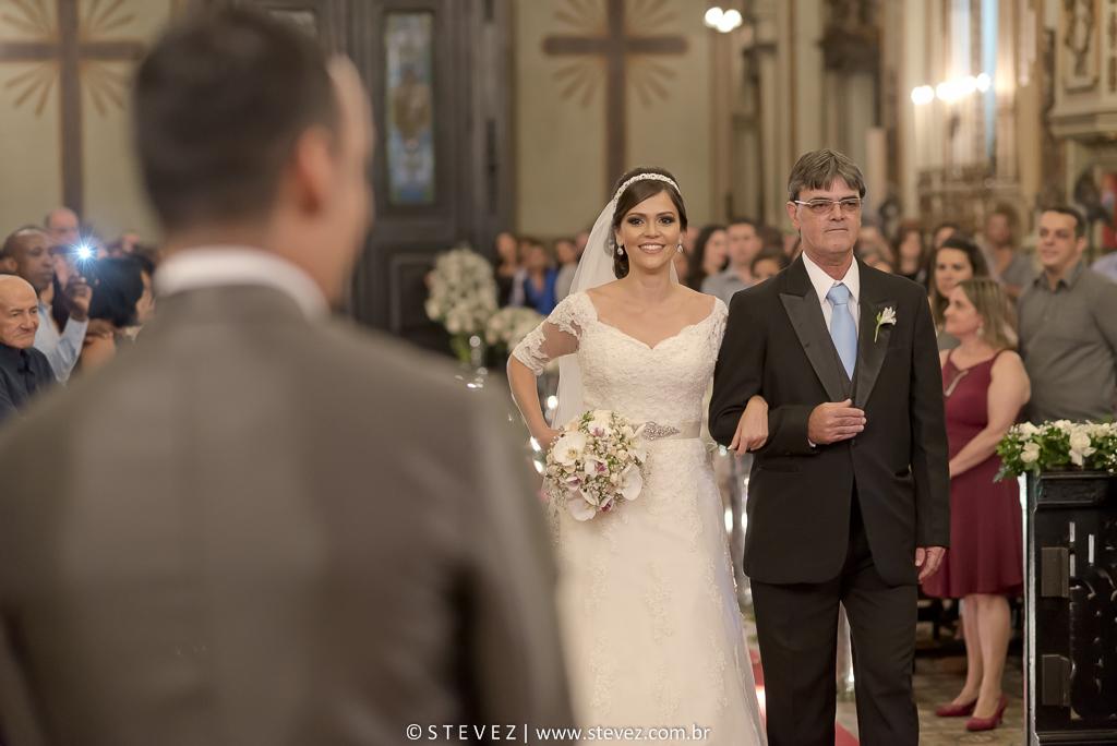 Foto de Gabriela e Eduardo