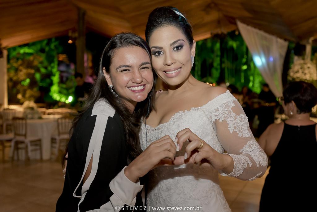 Foto de Talita e Felipe
