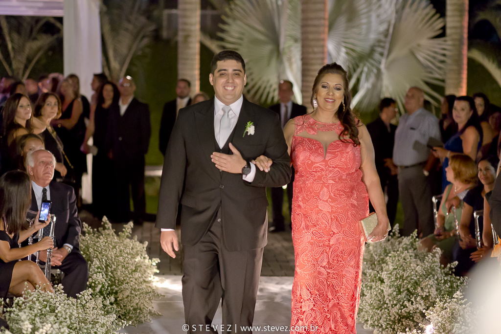 Foto de Luana e André