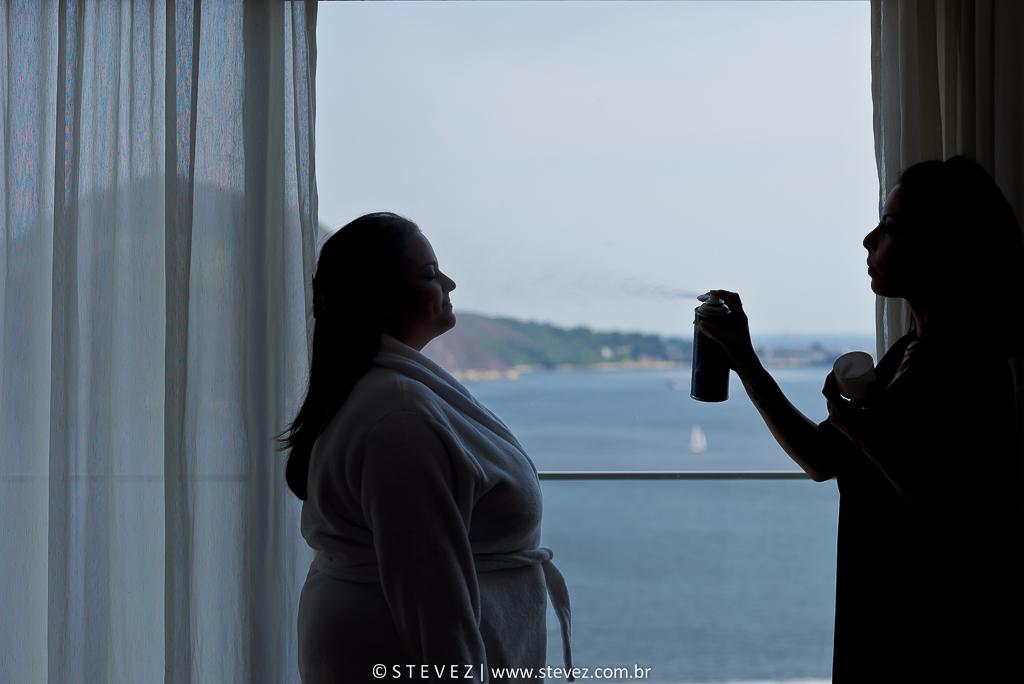 Foto de Alekssandra e Thiago