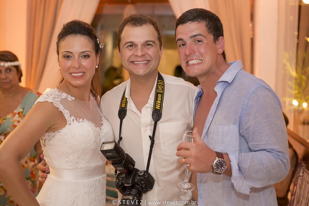 Foto de Carlla e Bruno