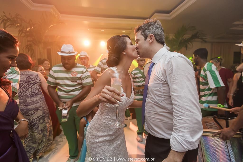 Foto de Raquel e Vinicius