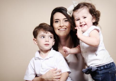 Família de Patrícia + 2