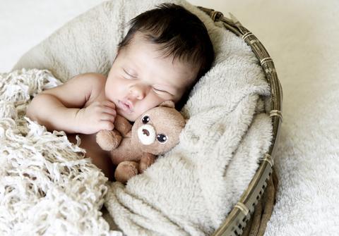 Newborn de Miguel - 13 dias