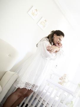 Newborn de Alice - 12 dias em Belo Horizonte