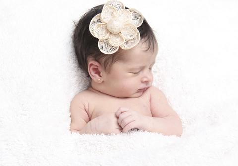 Newborn de Laura - 10 dias em Belo Horizonte
