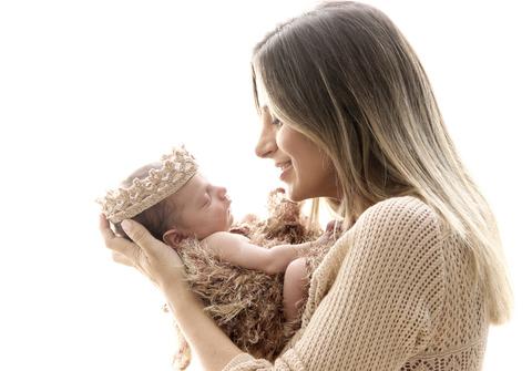 Newborn de Enrico - 10 dias em Belo Horizonte