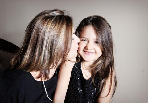 Retratos de Família de Carla e Ana
