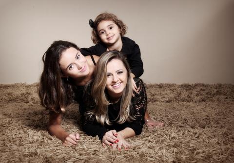 Retratos de Família de Riele + 2