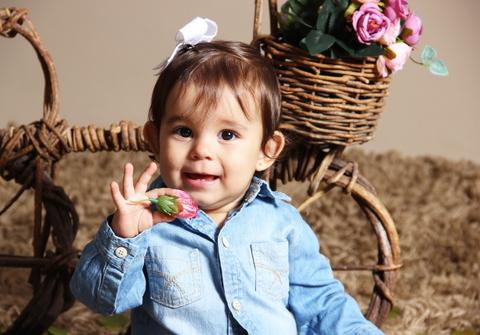 Bebês de Valentina - 1 ano