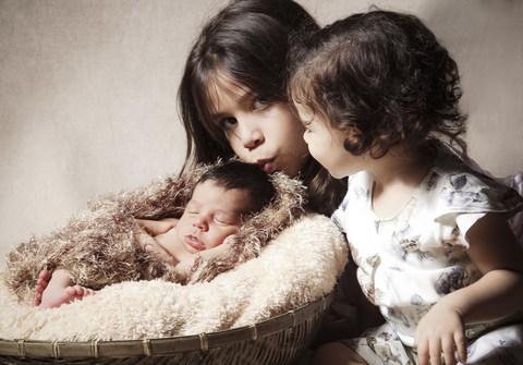 Newborn de Bernardo - 10 dias em Belo Horizonte