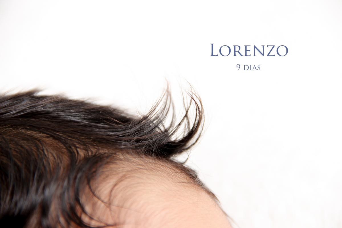 Foto de Lorenzo - 9 dias