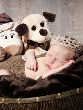 Newborn de João Lucas - 13 dias em Belo Horizonte - MG