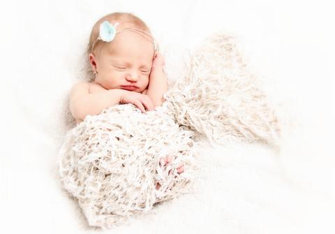 Newborn de Laura - 10 dias