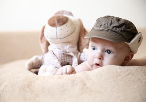 Bebês de João Lucas - 3 meses