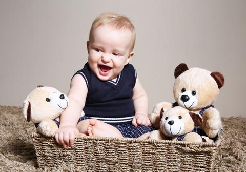 Bebês de João Lucas - 10 meses