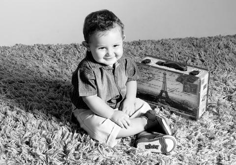 Bebês de Rodrigo - 1 ano