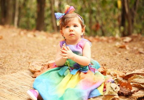 Bebês de Victória - 1 ano