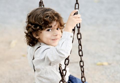 Meninos de Bernardo - 4 anos