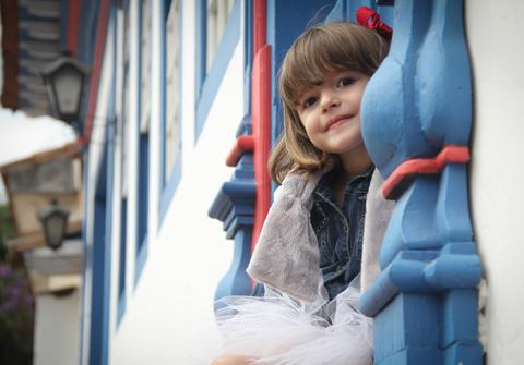 Meninas de Amanda Luísa - 4 anos