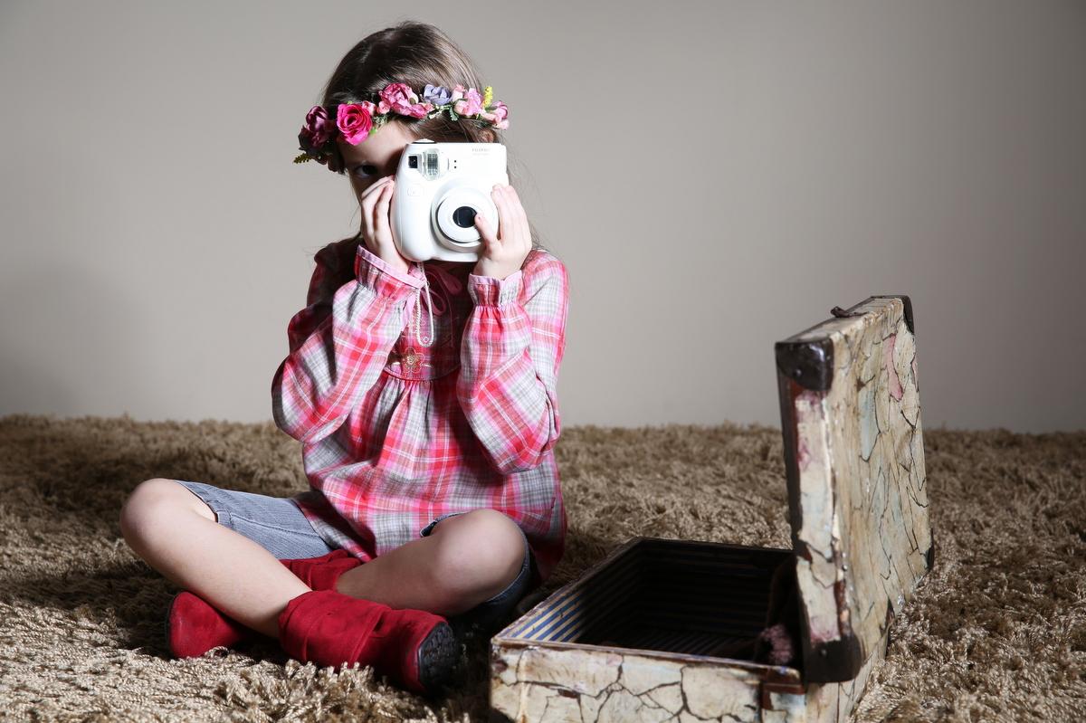 Foto de Amanda Luísa - 6 anos
