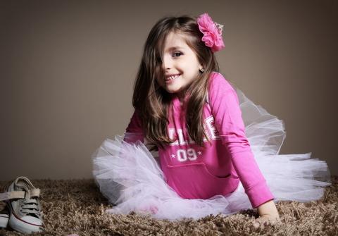 Meninas de Amanda Luísa - 6 anos