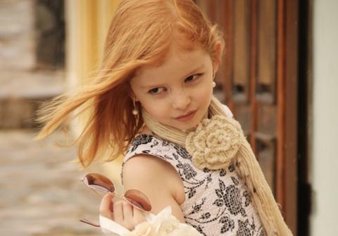 Meninas de Maria Clara - 8 anos