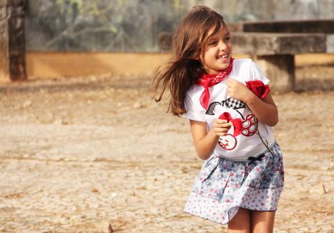 Meninas de Maria Fernanda - 7 anos