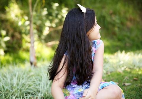 Meninas de Maria Victória - 5 anos
