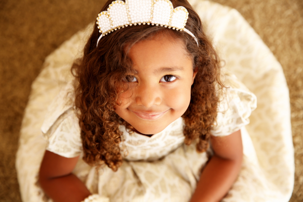 Foto de Melissa - 5 anos