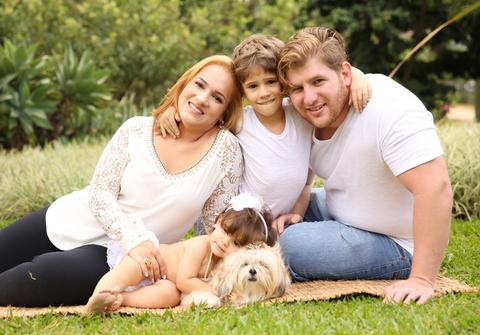 Família de Nancy e Hector + 2 em Belo Horizonte - MG
