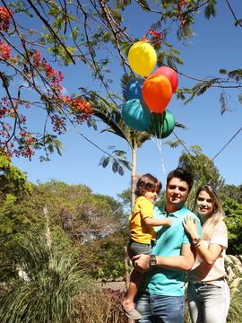 Família de Meri e Rodrigo + 1 em Belo Horizonte - MG