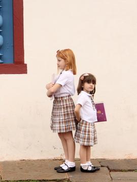 Irmãos de Maria Clara e Amanda Luísa em Sabará- MG