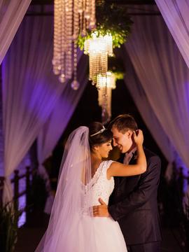 Casamentos de Wedding Day { Jaine + Eduardo } em Dourados-MS