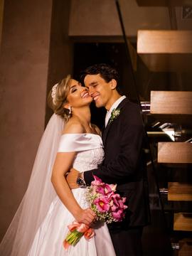 Casamentos de Wedding Day {Heloisa + Willian} em Maracaju-MS