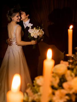Casamentos de Wedding Day { Lorena + Daniel } em Dourados - MS