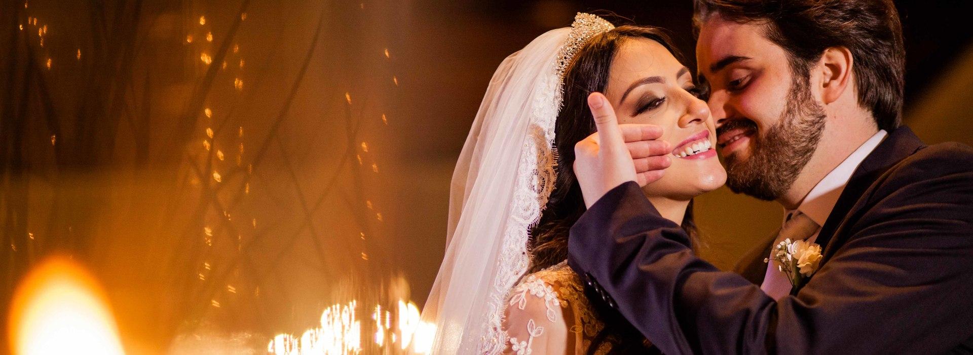 Wedding Day de Gabriela + Osmar em Dourados-MS