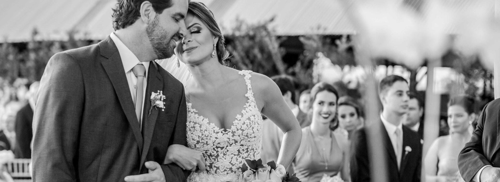 Wedding Day de Kenia + Douglas em Dourados-MS