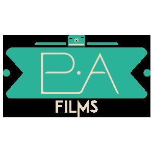 Logotipo de P.A Films
