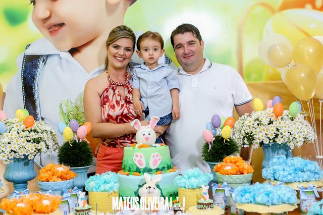 Aniversários de 2 Aninhos do príncipe Mateus